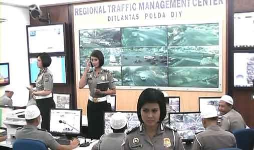 RZ-CCTV Dipasang di 15 Titik Rawan Macet